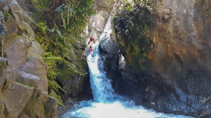 canyoning in Queenstown review