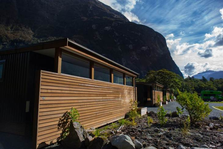 the milford sound lodge revew