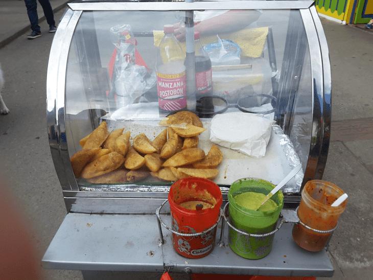 empanadas in colombia