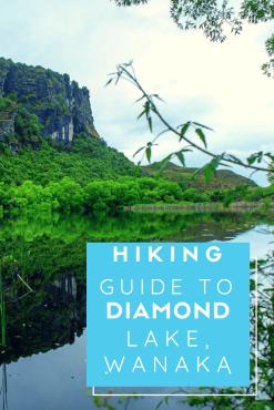 Diamond lake hiking guide