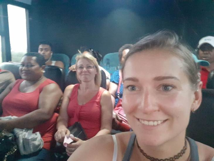 take local transport to travel fiji on a budget