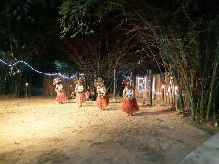fiji culture village nigt tour