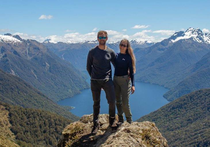 tips for backpacking as a couple