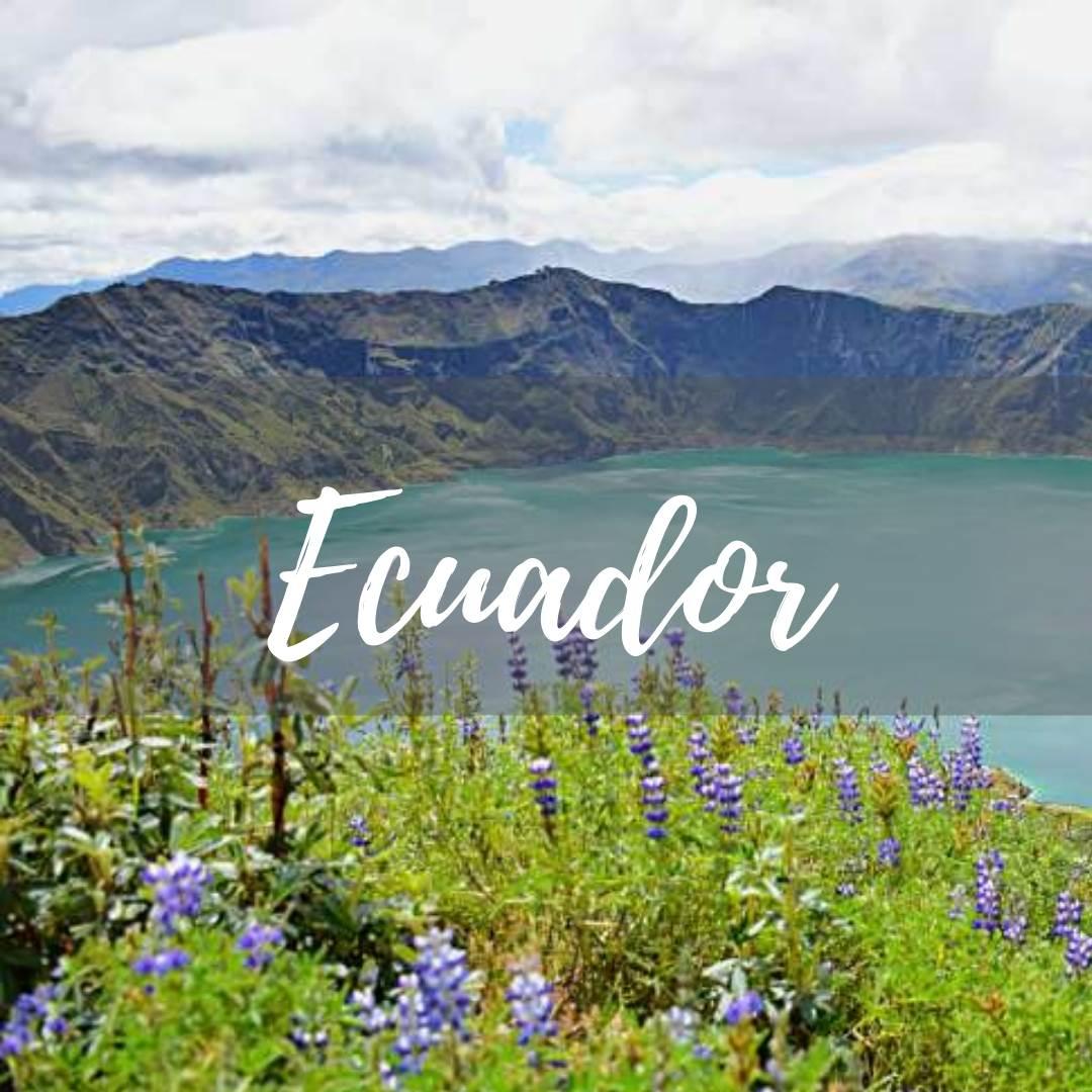 Ecuador travel blogs by Destinationless Travel
