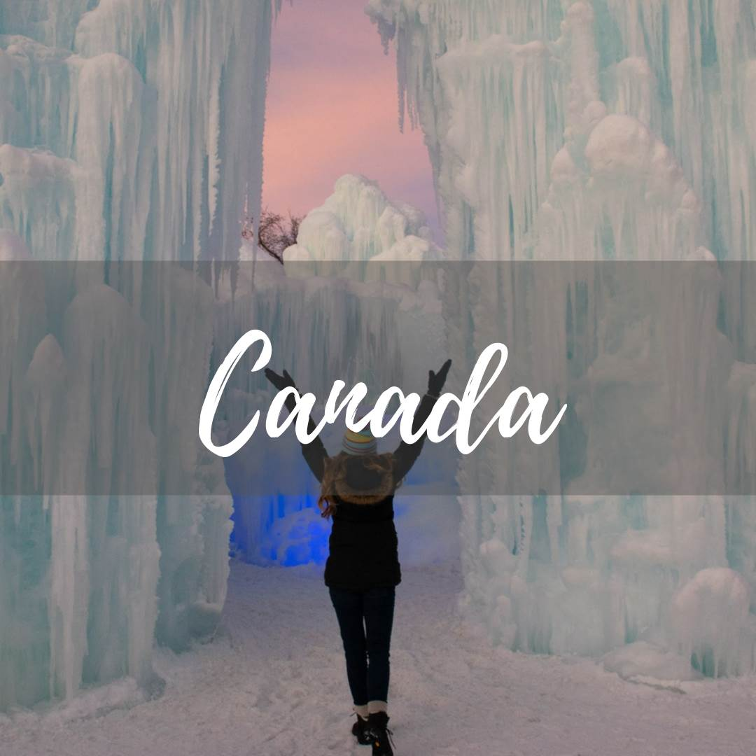 Canada travel blogs by destinationless Travel