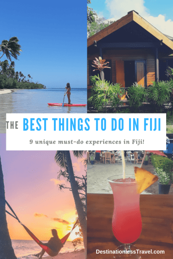 best things to do in fiji pin