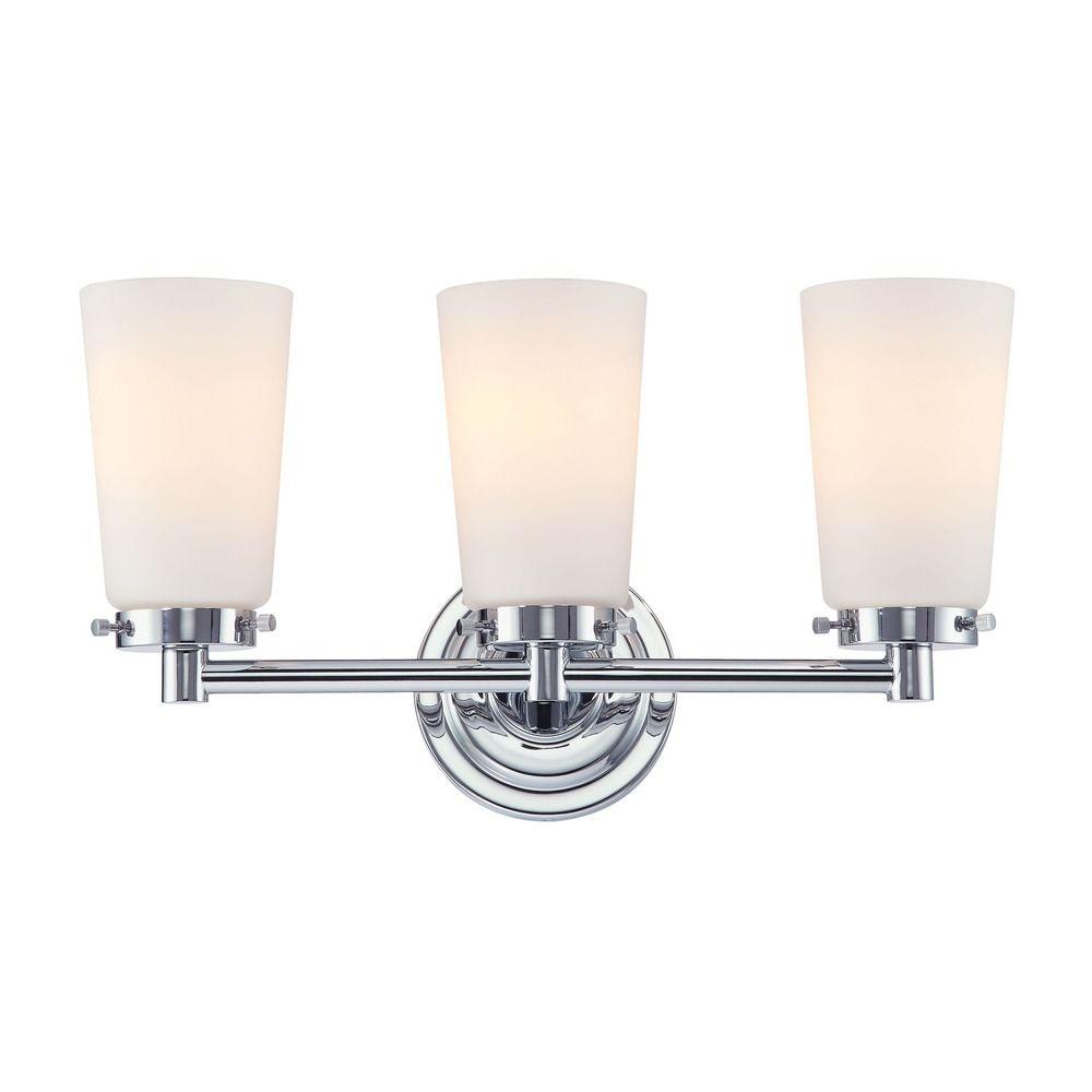 Alico Lighting Madison Chrome Bathroom Light  Bv7t31015