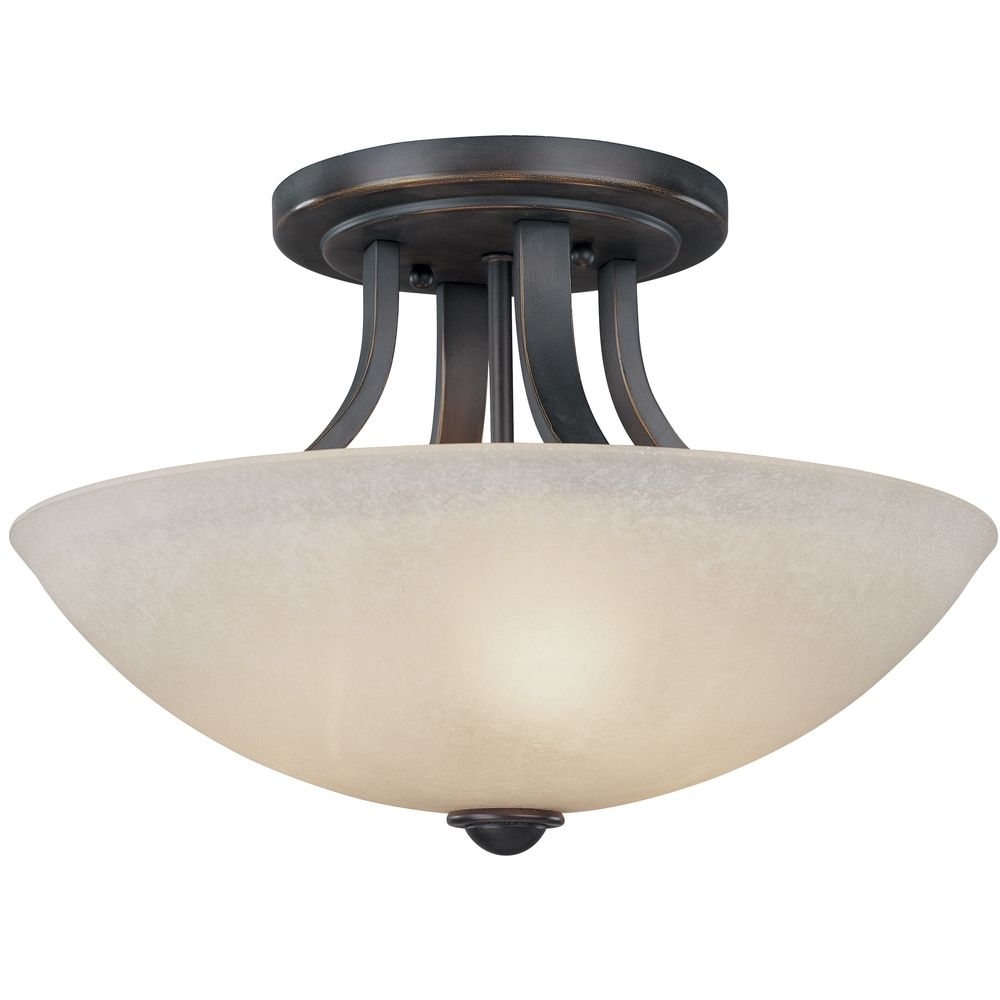 Semiflush Ceiling Light  20478  Destination Lighting