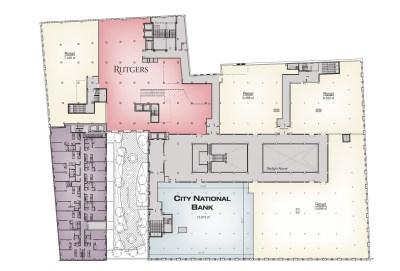 Hahne & Co. Floor Plan