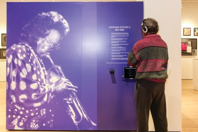 The Rutgers Institute of Jazz Listening Station