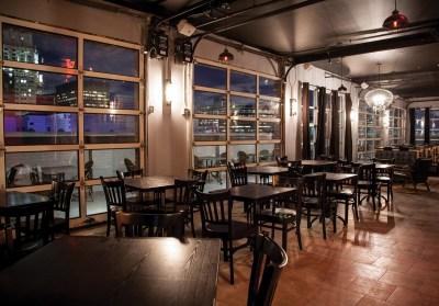 Hotel Indigo Rooftop Restaurant