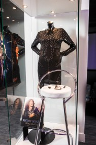 One of Whitney's dresses