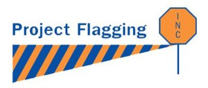 Project Flagging Logo