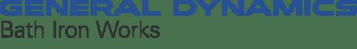 General Dynamics Bath Iron Works Logo