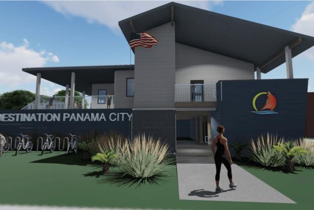 New Destination Panama City Visitor's Center