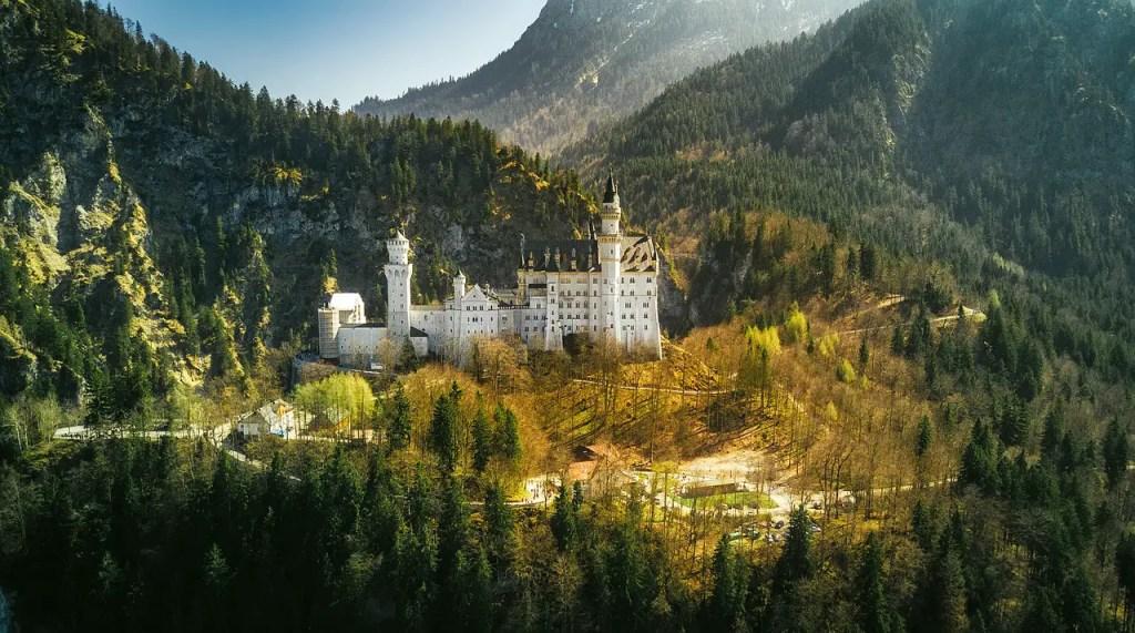 Château de Neuschwanstein Allemagne