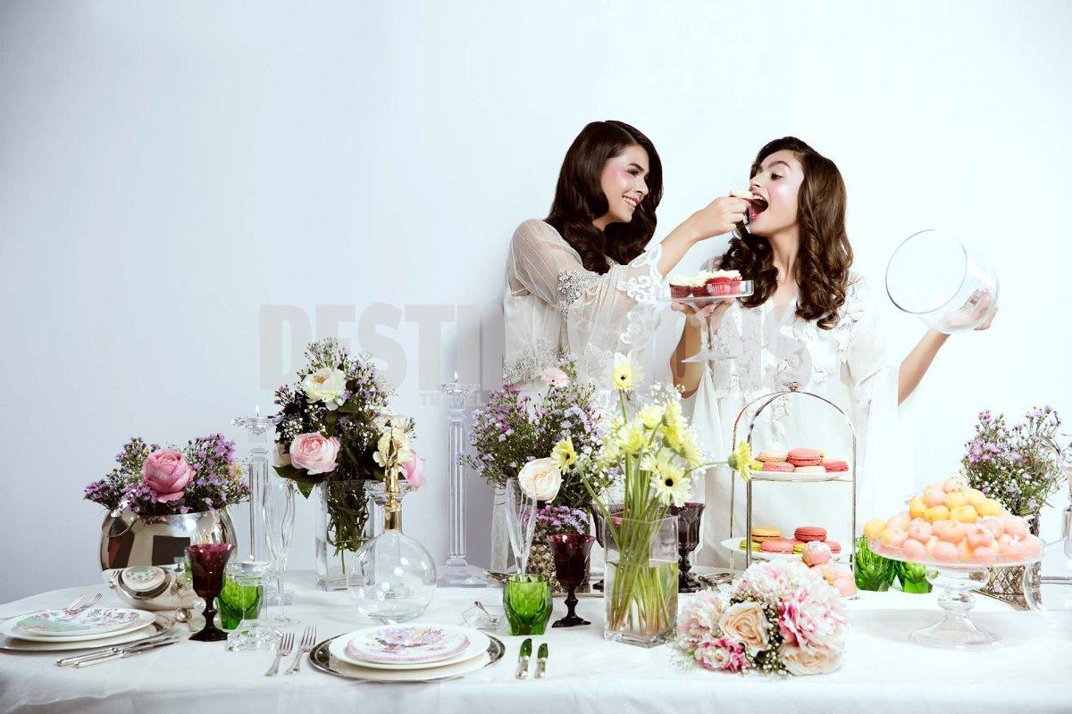 Giti Ara & Yasmeen Hashmi