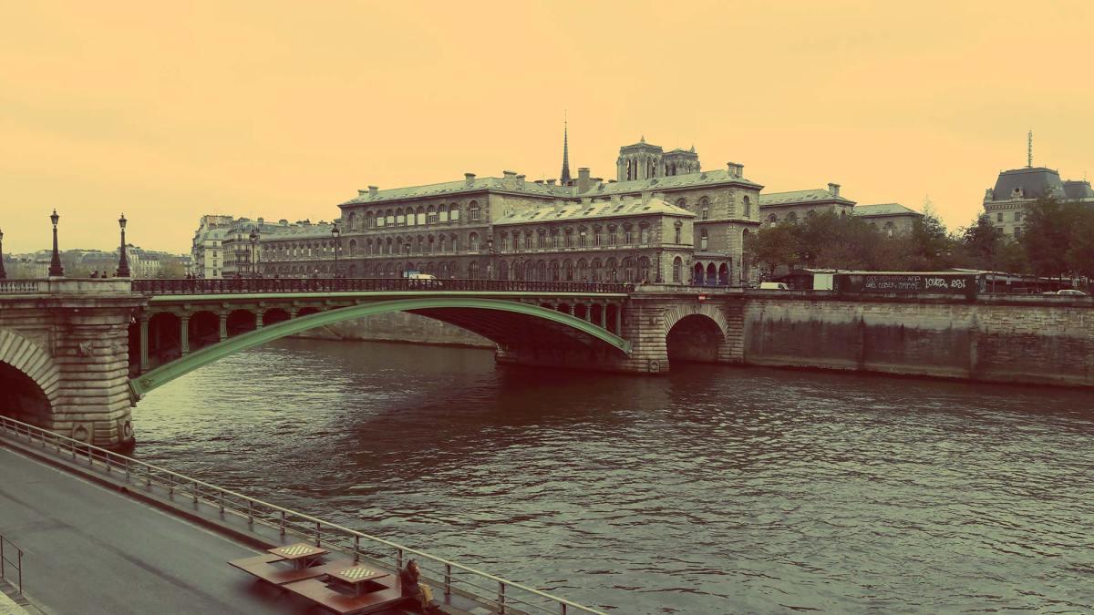 My first look at Seine