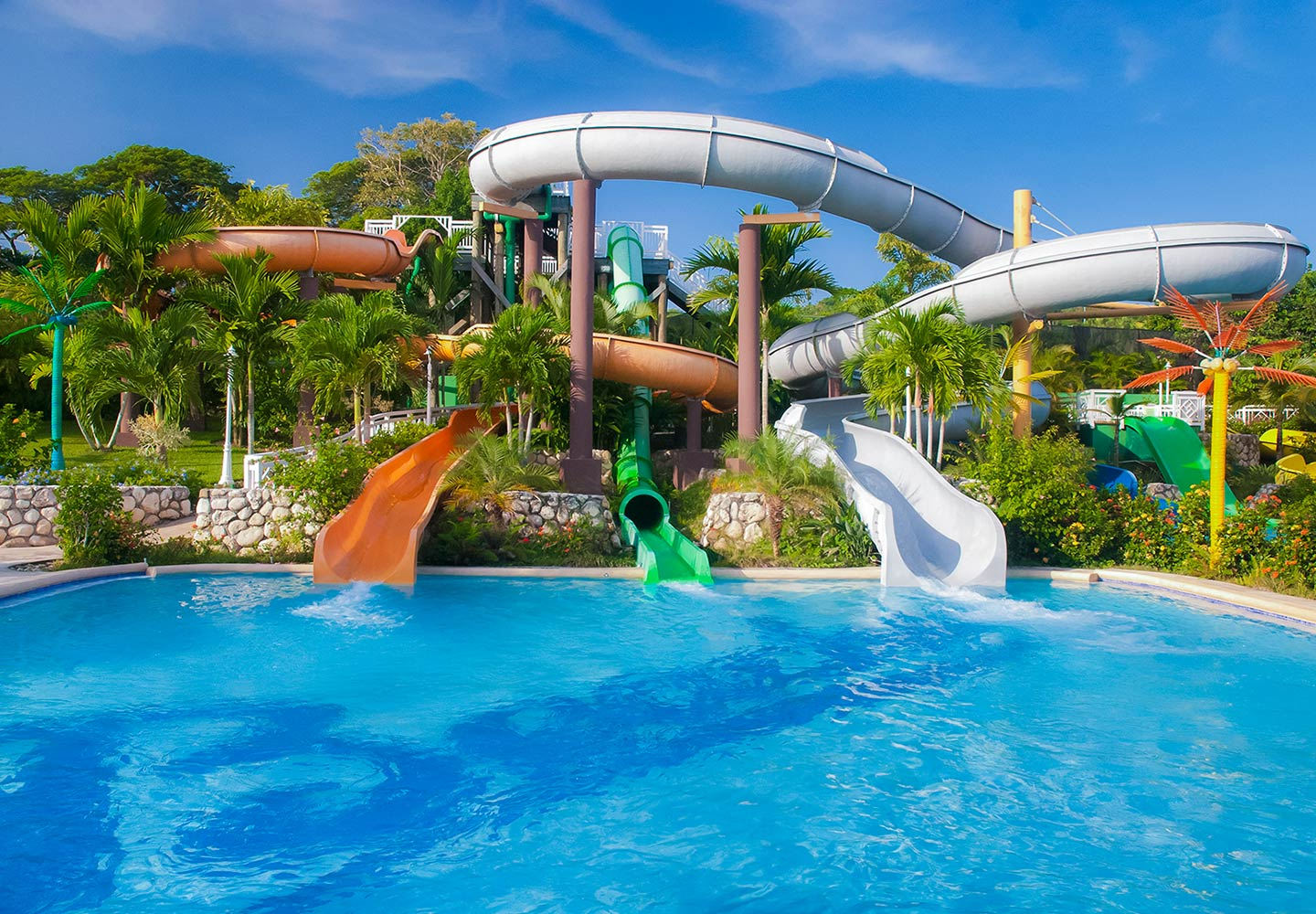 Beaches Water Slides