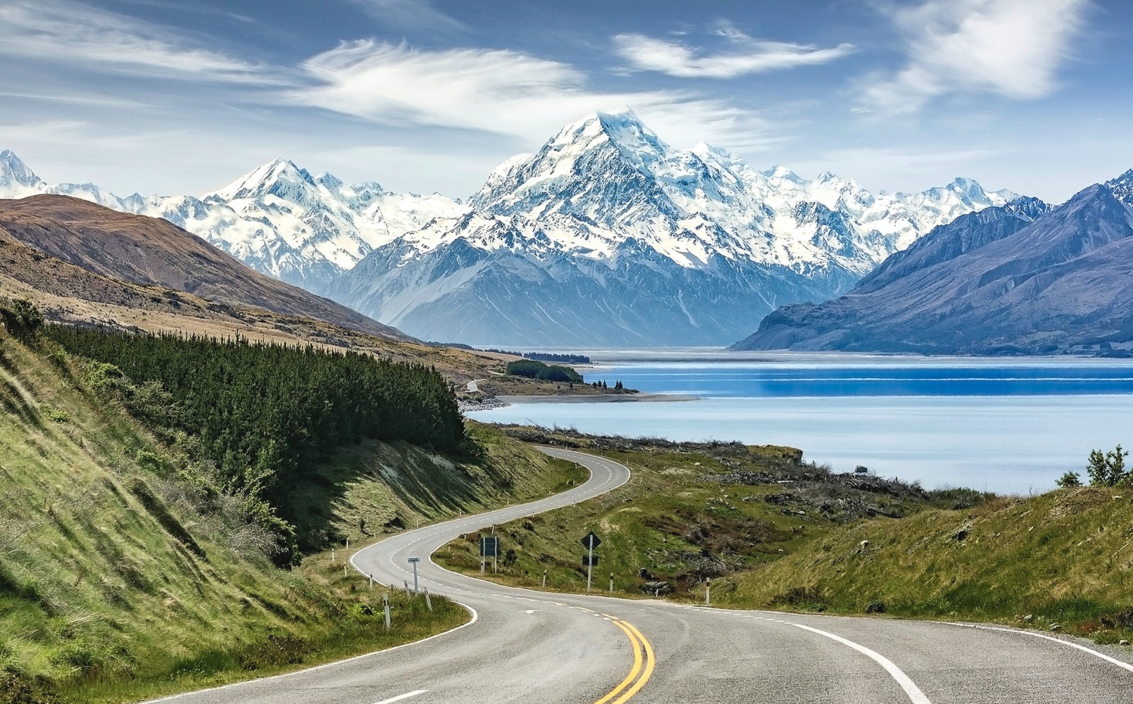 Image result for south island new zealand road trip