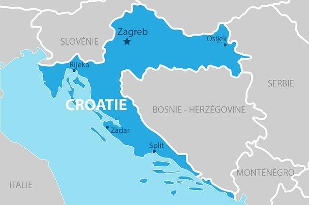 La Croatie rouvre ses frontières aux touristes internationaux