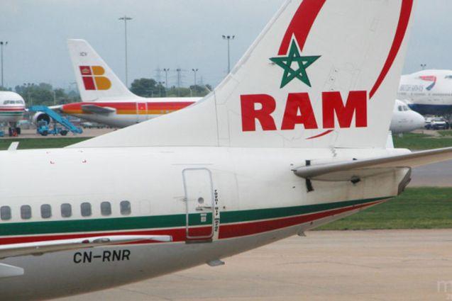 Royal Air Marocassure des vols depuis 17 pays