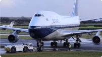 Le dernier atterrissage du Boeing 747 de British Airways – Vidéo