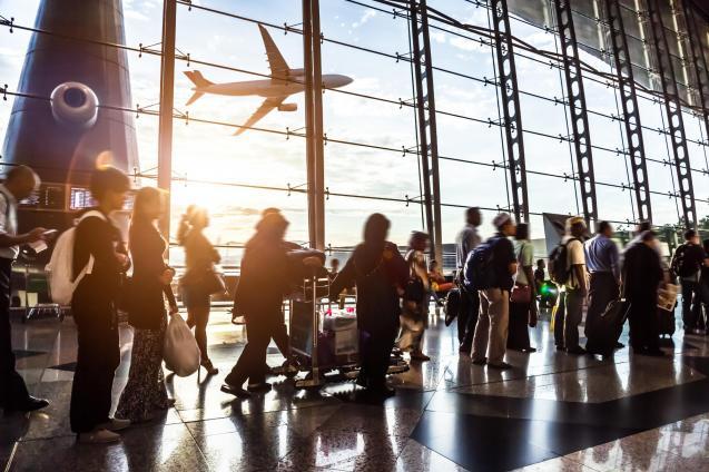 Un nouveau système pour les passagers à l'aéroport de Lyon