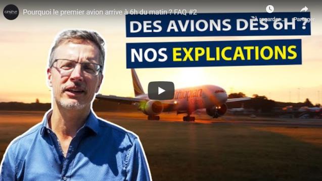 Aéroports : pourquoi le premier vol arrive à 6h du matin ? (Vidéo).