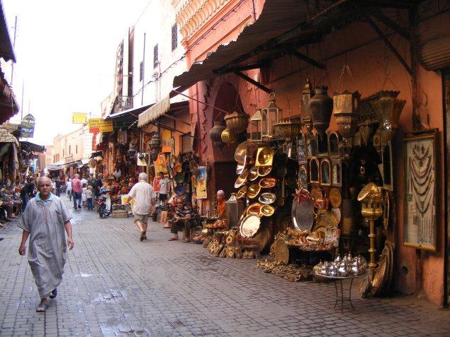 Maroc: les délices locaux des marchés de Marrakech