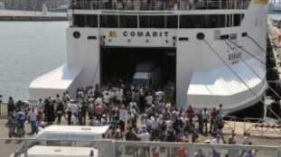 Ferrys vers le Maroc : pagaille au port de Gênes