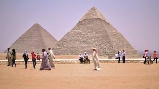 L'Égypte dévoile les premiers chiffres sur le retour des touristes