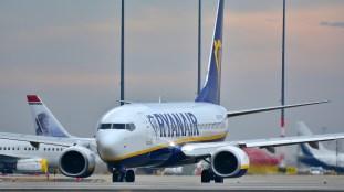 Atterrissage d'urgence pour un avion Ryanair en Grèce