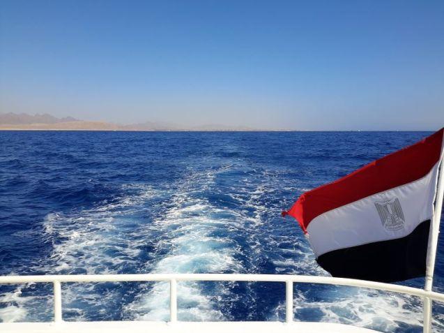 Égypte : les premiers touristes de retour sur la mer Rouge