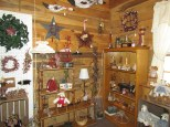 Buying a locally made decorative item from one of the many artists and crafters at Cecil's Old Mill can add a distinctive touch to your home.