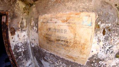 Kaliadem bunker on Merapi volcano