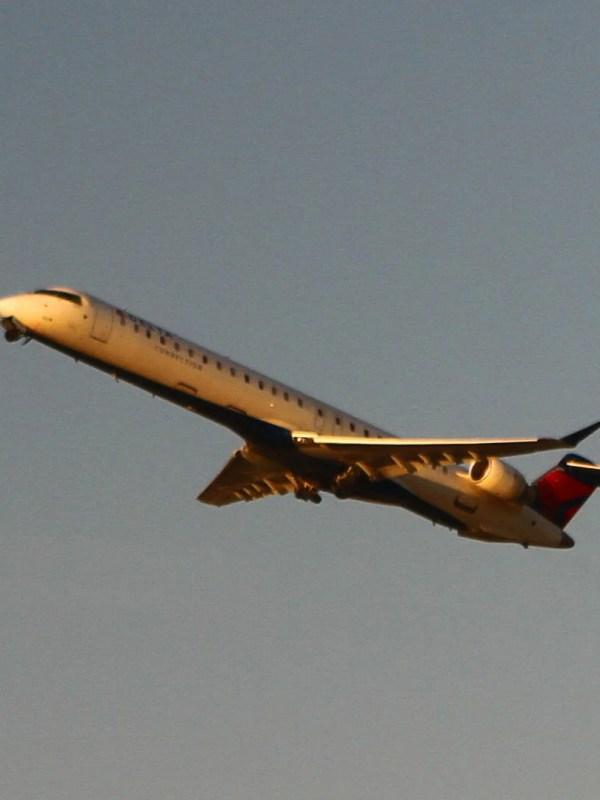 Delta Airlines CRJ