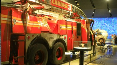 Ladder 3 - World Trade Center Museum