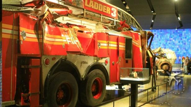 Ladder 3 - World Trade Center Museum