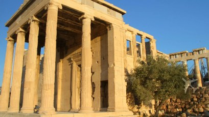 Erechtheion of Acropolis