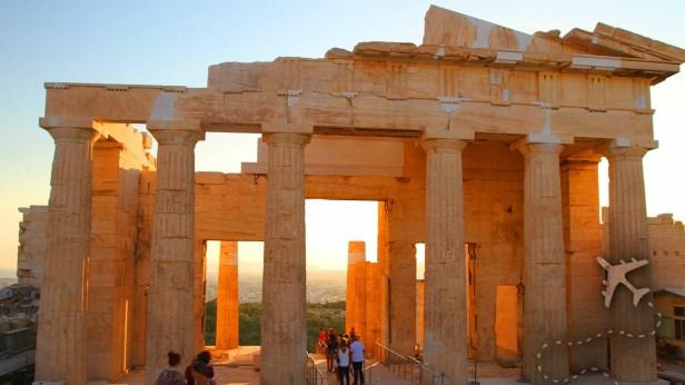 Propylaea of Acropolis