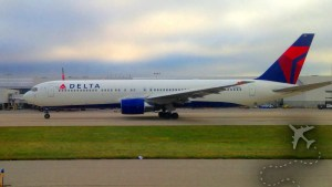 Delta Airlines B767