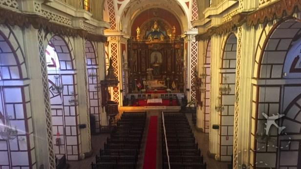 Basilica de San Francisco Lima