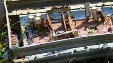 Radio Electronics at Duga-1 Radar Station