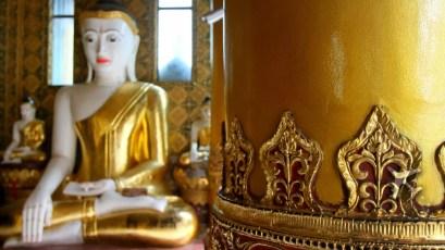 Shwedagon Zedi Daw Pagoda Myanmar
