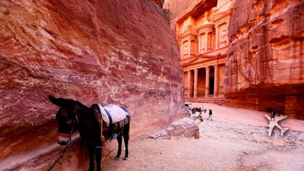The Treasury (Al-Khazneh)