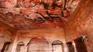 Inside of Silk Tomb