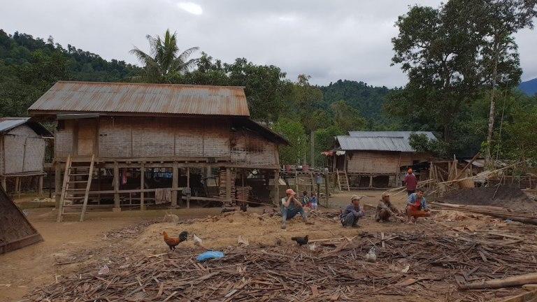Village de Houay Sen