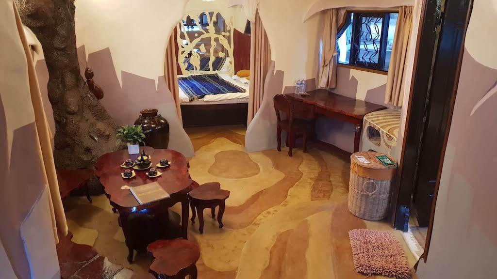 Crazy House Dalat chambre