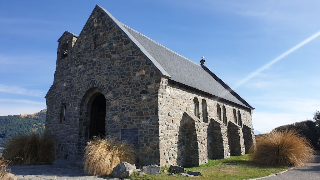Church of the Good Shepherd Tekapo